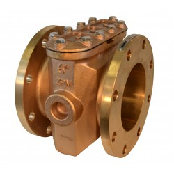 PMSB - Bronze Strainers for Water Meters