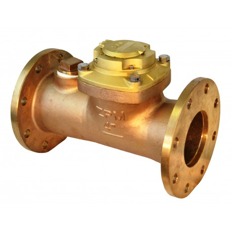 PMTB - Bronze Turbine Water Meter