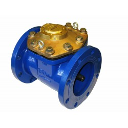PMT Cast Iron Turbine Water Meter