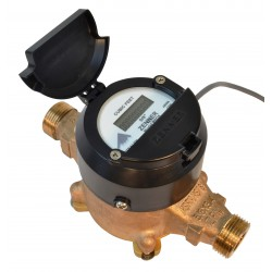 PPD – Positive Displacement Meter Always On
