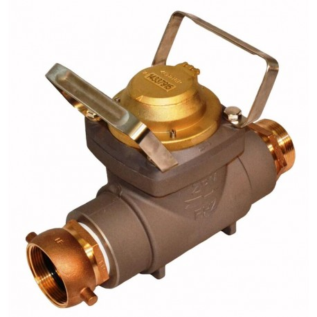 FHZ25 - Fire Hydrant Meter