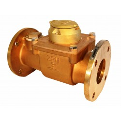 ZMTB - Bronze Turbine Water Meter