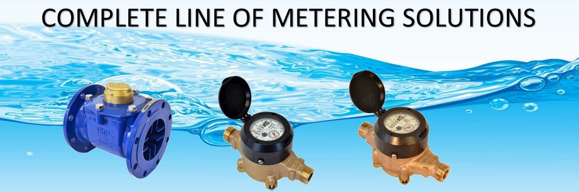 Complete line of metering solutions